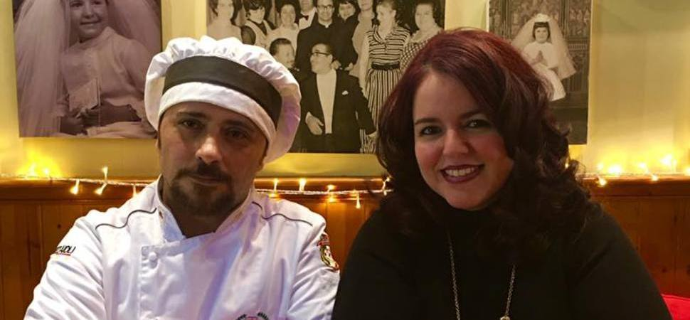 Liverpool chef seeks world domination at Las Vegas pizza expo