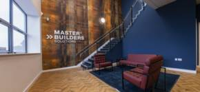 MC Construction completes upgrade at Master Builders Solutions UK