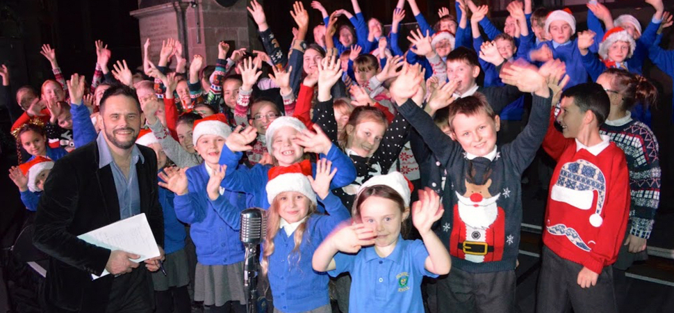 Christmas carol sing-along events heading to Chester
