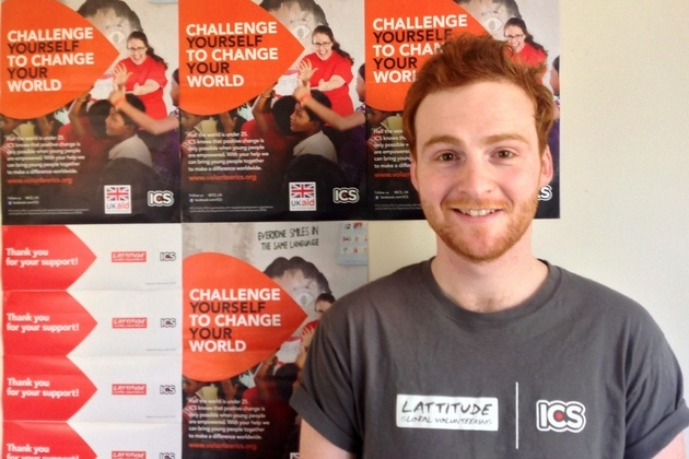 A Marathon Adventure For Warrington's Matt Hutson