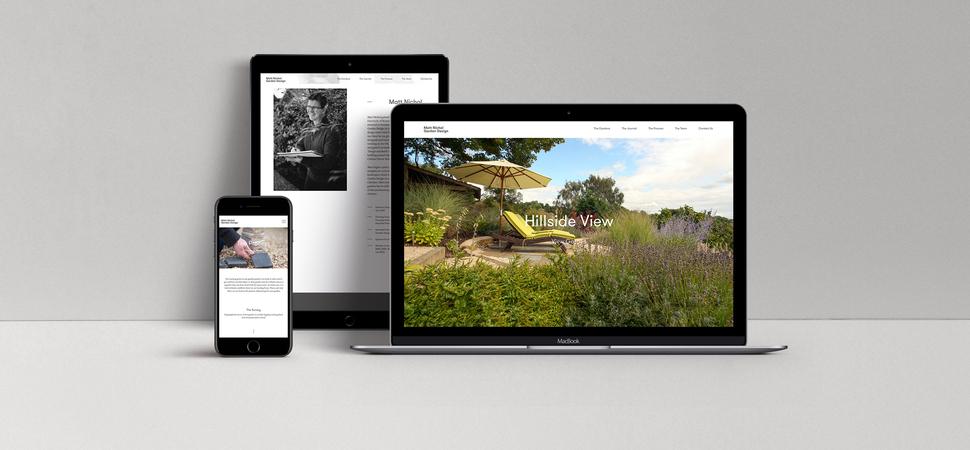 Dawn Creative helps garden design specialist cement its position in the region