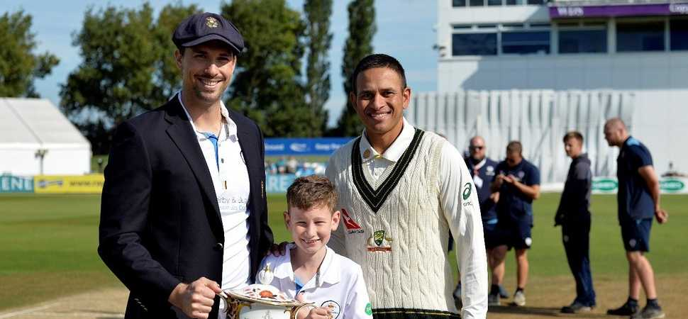 Lucky cricket fan enjoys VIP experience thanks to Derby-based Pattonair