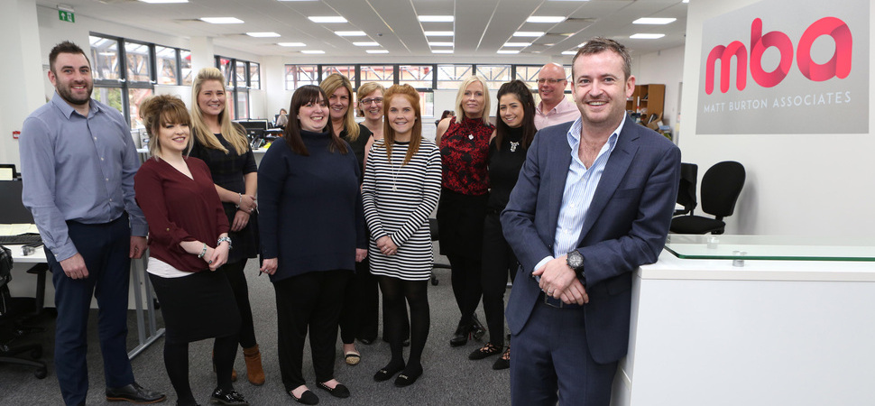 Recruitment firm embarks on ambitious expansion plan at new Chester office