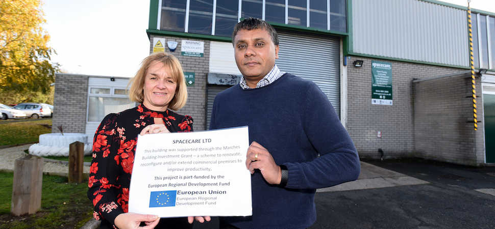 New jobs at Telford estates management firm thanks to grant help