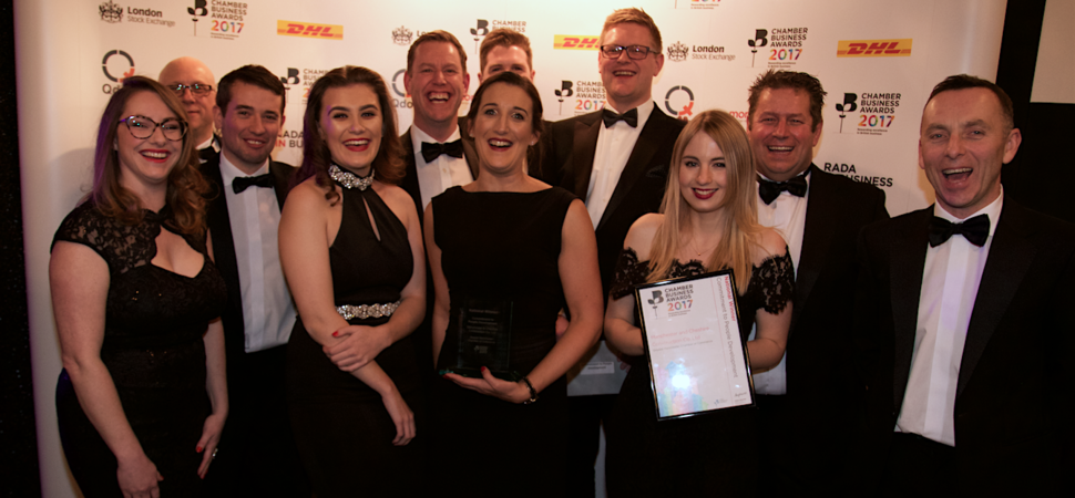 MC Construction scoops national accolade