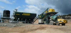 Jones Bros invest in cutting edge plant for wind farm project