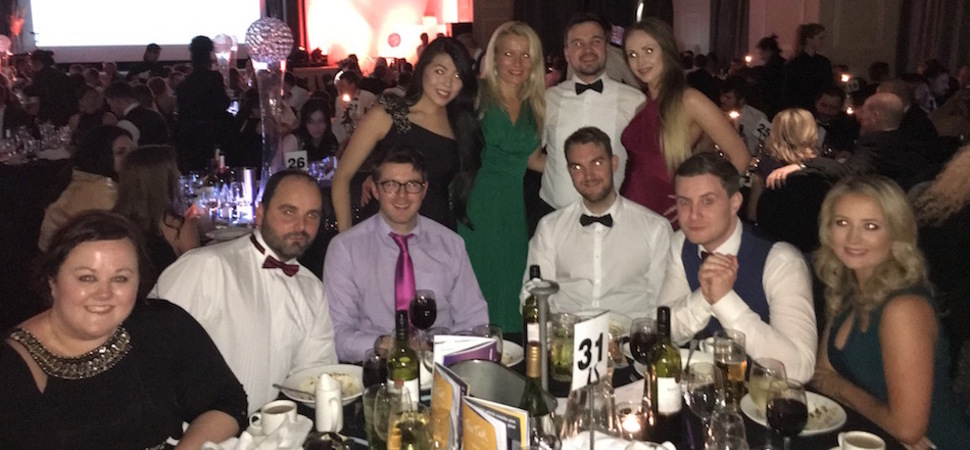 McHale and Co named Best Law Firm at Talk of Manchester Awards