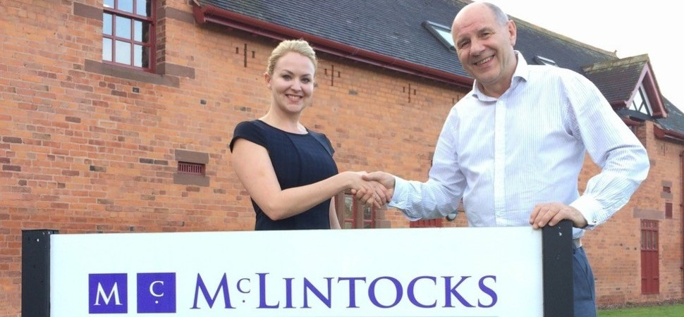 Lynsey Jenkins becomes Senior Tax Manager at McLintocks Chartered Accountants