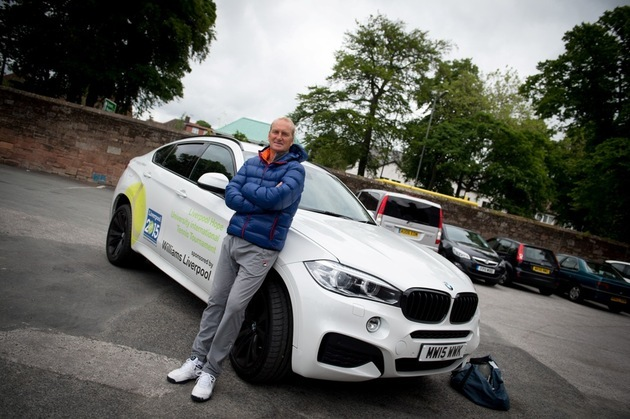 Williams Liverpool BMW Serves Up Tennis Stars in Style