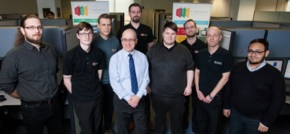 Nationwide MSP IT Specialists celebrates booming service desk