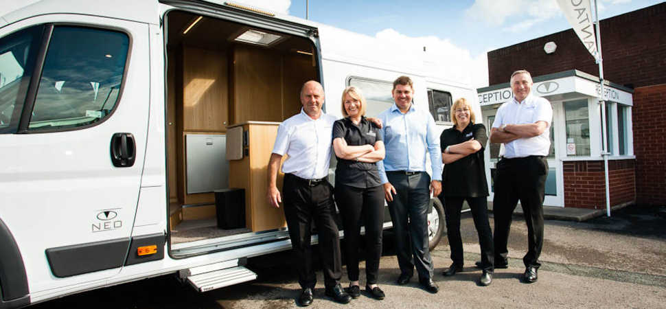 Leeds-Based Vantage Motorhomes Successful Launch at Motorhome and Caravan Show