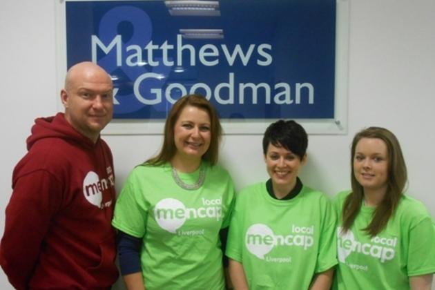Matthews & Goodman 150 Challenge Success