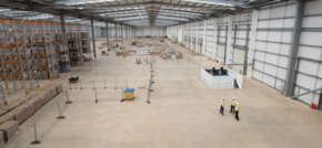adi tackles Menzies Distributions flagship Coventry redevelopment