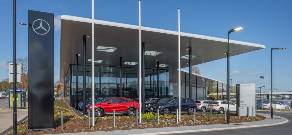 LSH Auto UK to reopen Mercedes-Benz Dealerships across the Midlands