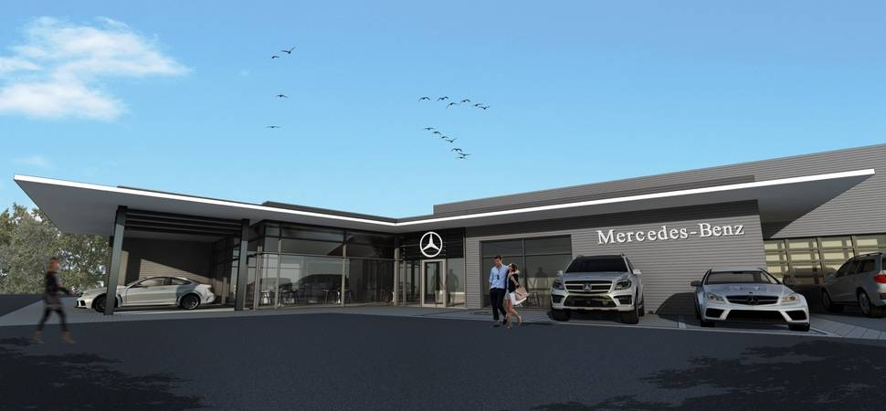 Mercedes-Benz of Manchester to open as 'Used Car Centre of Excellence'