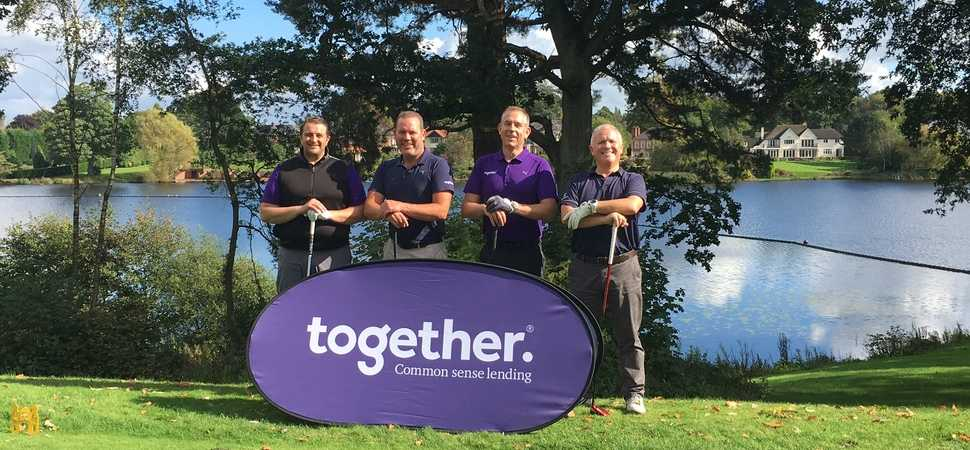 Brokers tee off with Together for annual charity golf days