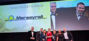 Merseyrail named greatest place to work at National Rail Awards