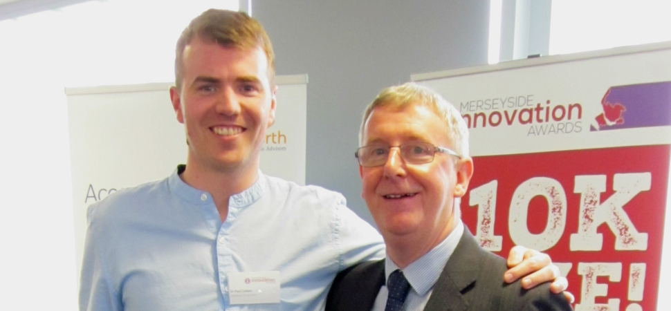 Three go head-to-head in Merseyside Innovation Awards final