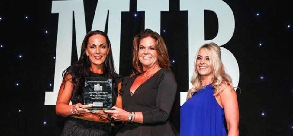 The Spa at Suites Hotel crowned Best Health & Beauty Business at MIB Awards