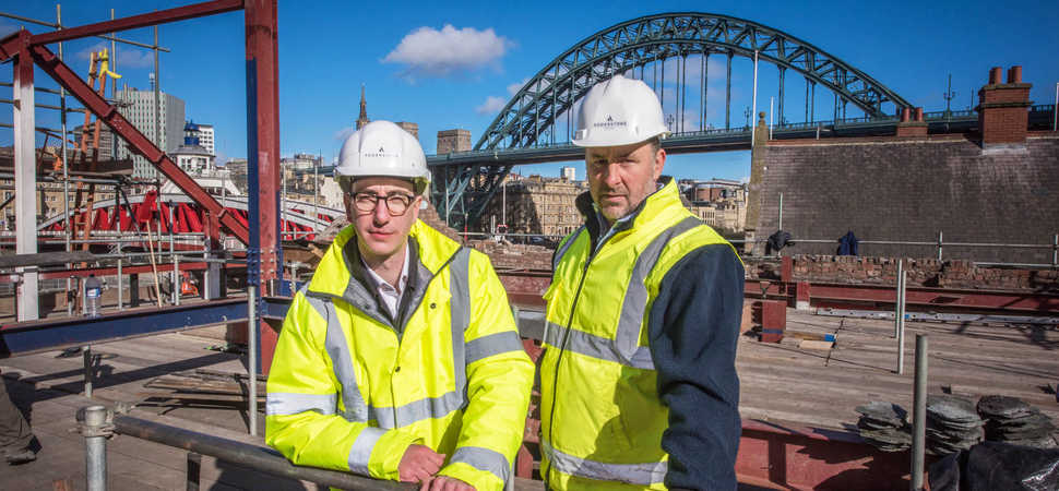 New MD for Adderstone Projects
