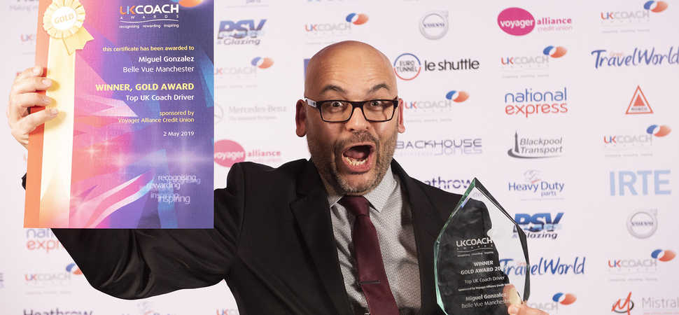 Belle Vue Manchester drives off with honours at industry awards
