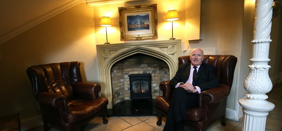 Leasowe Castle welcomes Mike Dewey as new general manager