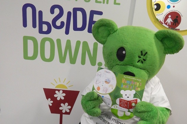 Milk Jnr's & Kidworks Creates Activity Booklet for RMCH