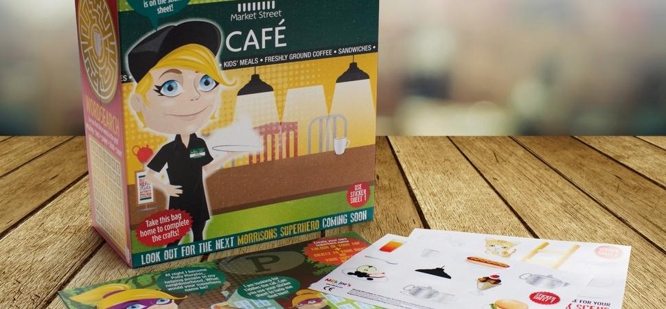 Milk Jnr's & Kidworks Rolls Out Superhero Kids Pack Campaign for Morrisons