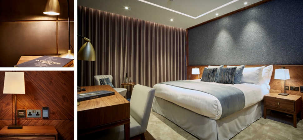 Premier League Interiors for Stadium Hotel