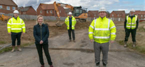 Construction starts on the final phase of Filey development