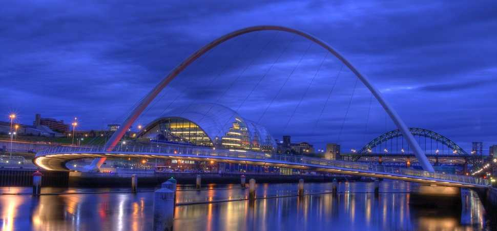 The story behind these iconic buildings in Newcastle