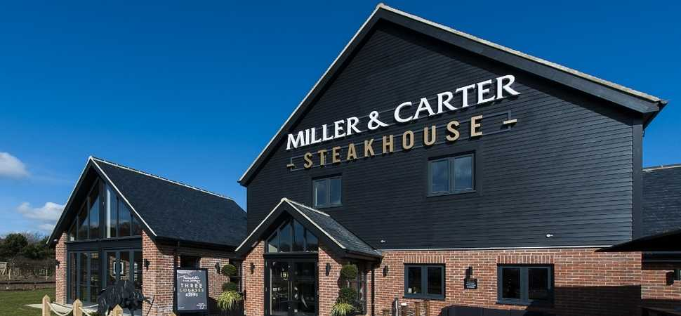 Medlock FRB completes further Miller & Carter steakhouse venues