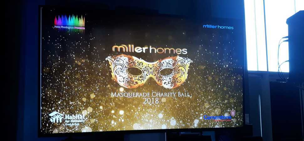 Miller Homes North West Raises Thousands For Charity