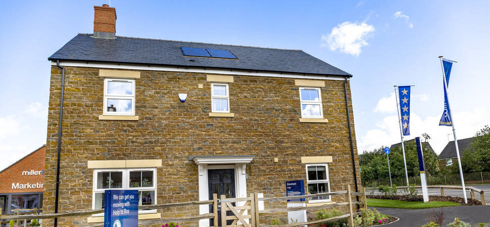 Miller Homes retains five stars for customer satisfaction