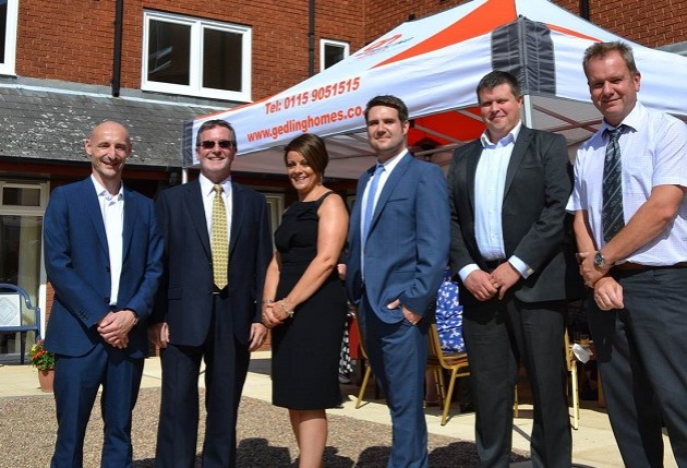 Millson Associates Assist Gedling Homes In £9m New Build Housing Schemes