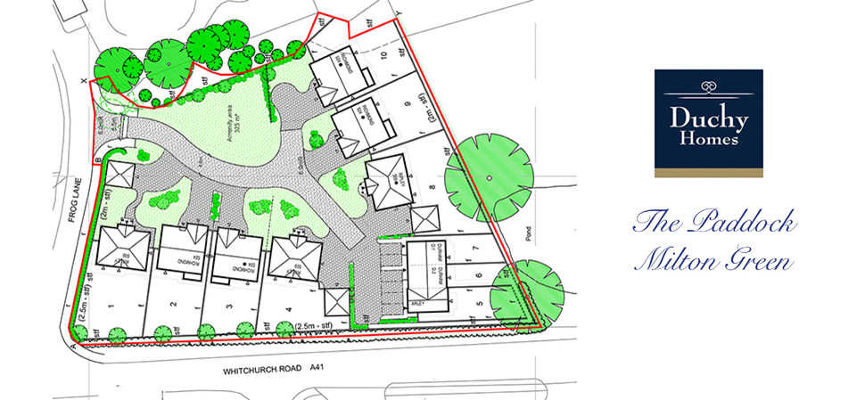 Duchy Homes Acquires More Cheshire Land for Second North West Development