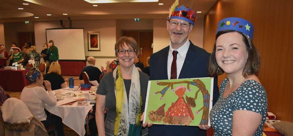 Event celebrates arts project achievements