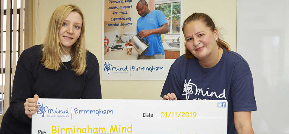 Major fundraising boost helps create new mental health helpline
