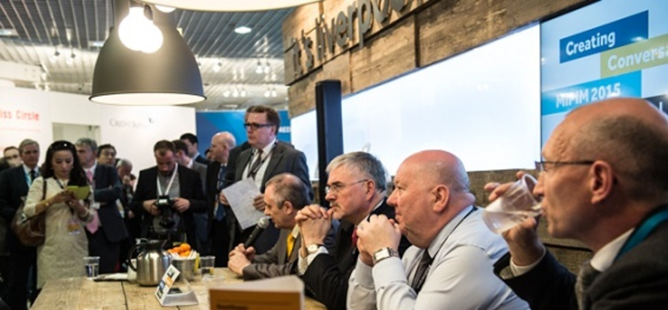 Liverpool City Region takes its largest delegation to MIPIM