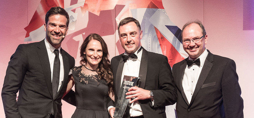 A-SAFE Wins National Manufacturing Award and Ranks in HSBC's International Track