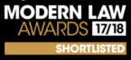 Roberts Jackson Solicitors shortlisted for national Client Care Award