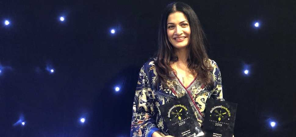 Entrepreneur doubles up with early taste of food awards success