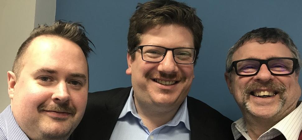 Inquesta trio raise £4,000 for Movember