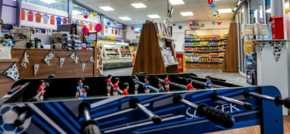 Liverpool South Parkway Mtogo store goes football mad with Premier League transformation