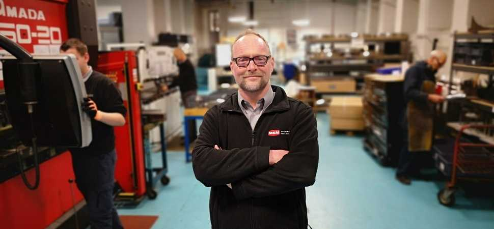 Manufacturing SMEs invest £5.4M to adopt new technologies in first year of Made Smarter