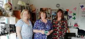 Blairgowrie care home drumming up £3k for sensory garden