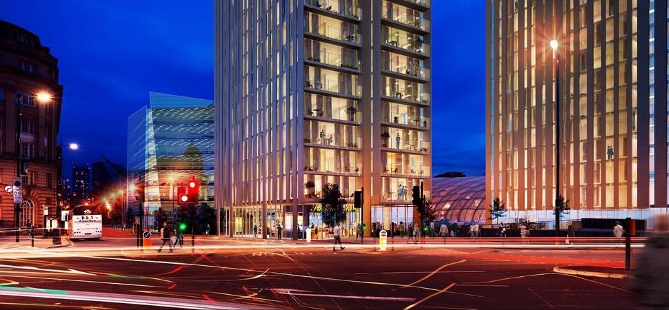 Green Light For £185 Million Regeneration Scheme