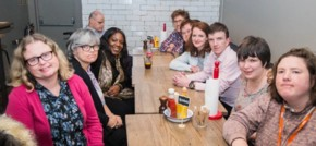 South Manchester Diner Celebrates Fundraising Partnership with Stockdales