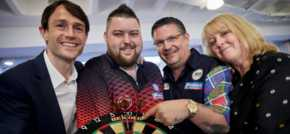 Its A Bullseye for Manchester Charity