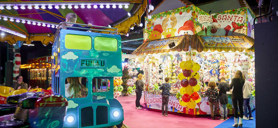 10,000 Visitors Flock to Winter Funland at EventCity